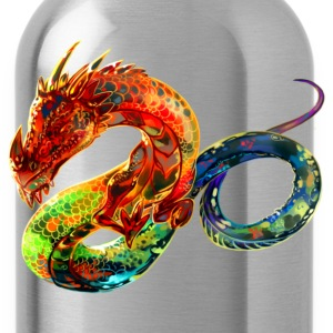 dragon chinese - Water Bottle