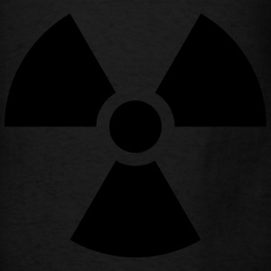 Radioactive Hoodies - Men's T-Shirt