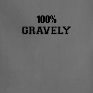 100% gravely T-Shirts - Adjustable Apron