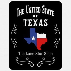 United State of Texas - Men's Premium T-Shirt