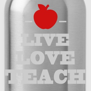 TEACH2.png T-Shirts - Water Bottle