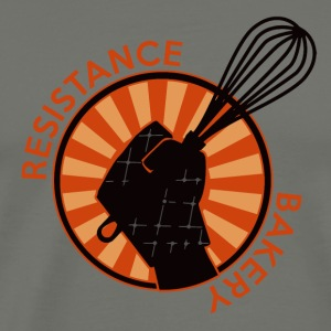 Resistance Bakery Hoodies - Men's Premium T-Shirt