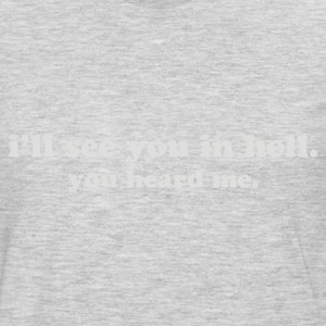 See You in Hell - Men's Premium Long Sleeve T-Shirt