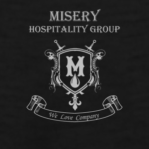 Misery Hospitality Group - We love company - Men's Premium Tank
