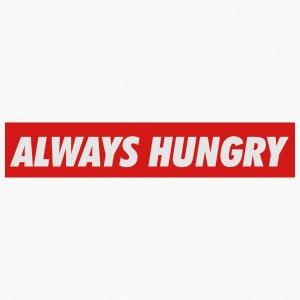 Always hungry Baby Bodysuits - Men's Premium Long Sleeve T-Shirt
