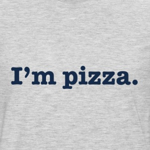 pizza Kids' Shirts - Men's Premium Long Sleeve T-Shirt