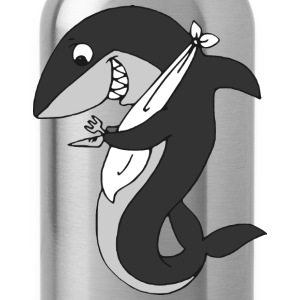 Shark Kids' Shirts - Water Bottle