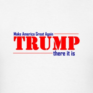 Trump Make America Great - Men's T-Shirt