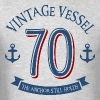 Nautical 70th Birthday T-Shirts - Men's T-Shirt
