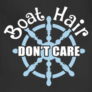 BOAT HAIR, DON'T CARE Tanks - Adjustable Apron