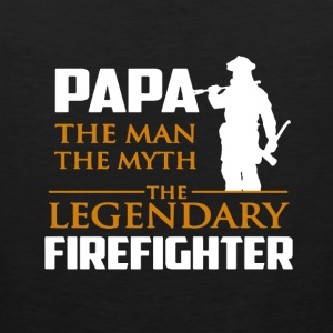 Legendary Firefighter - Men's Premium Tank
