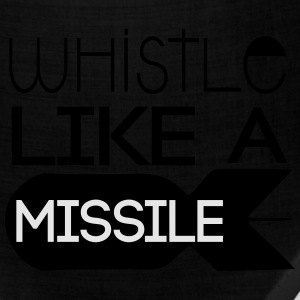 Whistle like a Missile T-Shirts - Bandana