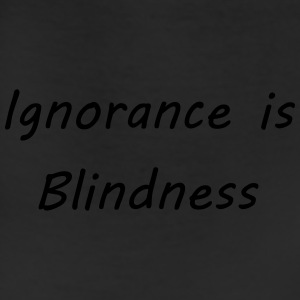Ignorance is blindness Baby Bodysuits - Leggings