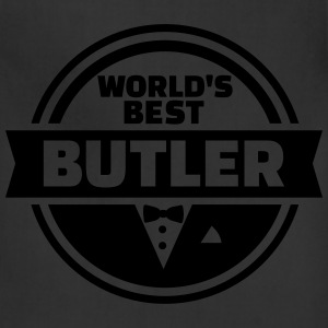 Butler T-Shirts - Adjustable Apron