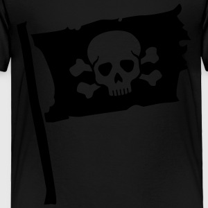 Pirate Kids' Shirts - Toddler Premium T-Shirt