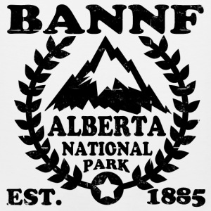 BANNF NATIONAL PARK - Men's Premium Tank