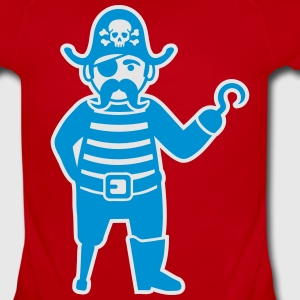 Pirate Kids' Shirts - Short Sleeve Baby Bodysuit