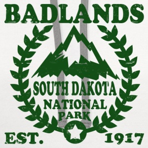 BADLANDS NATIONAL PARK - Contrast Hoodie