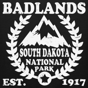 BADLANDS NATIONAL PARK - Men's Premium Tank
