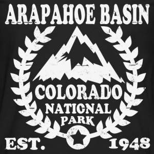 National,colorado,Park,National Park,arapahoe basi - Men's Premium Long Sleeve T-Shirt