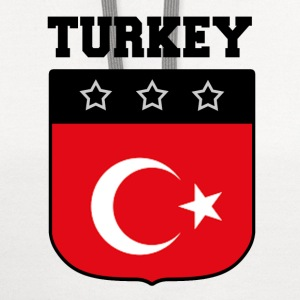 turkey56565656.png T-Shirts - Contrast Hoodie