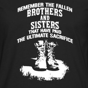 Veteran Shirt - Men's Premium Long Sleeve T-Shirt