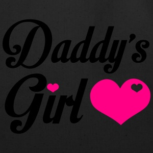 Daddy's Girl - Cute Girl Shirt Tanks - Eco-Friendly Cotton Tote