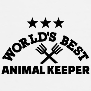 Animal keeper Mugs & Drinkware - Men's Premium T-Shirt