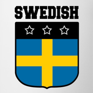 SWEDISH.png T-Shirts - Coffee/Tea Mug