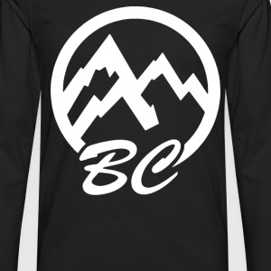 BC T-Shirts - Men's Premium Long Sleeve T-Shirt