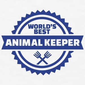 Animal keeper Mugs & Drinkware - Men's T-Shirt