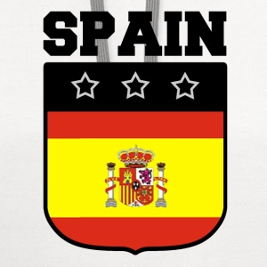 SPAIN2.png T-Shirts - Contrast Hoodie