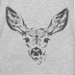 Fawn deer - Men's Premium Long Sleeve T-Shirt