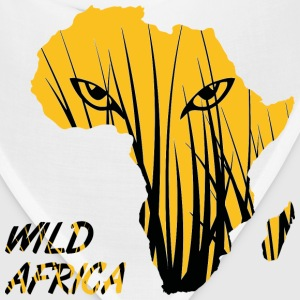 Africa Map African Safari T-Shirt - Bandana