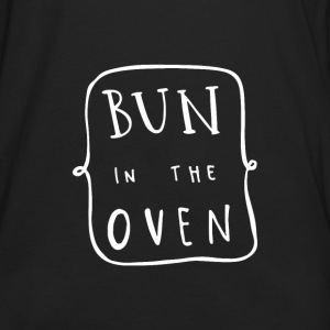 Bun In The Oven Maternity T Shirt - Men's Premium Long Sleeve T-Shirt