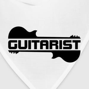 guitarist black - Bandana