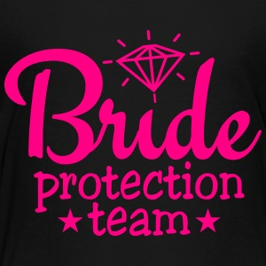 bride protection team 1c Kids' Shirts - Toddler Premium T-Shirt