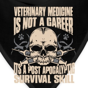 Veterinary Medicine Shirt - Bandana