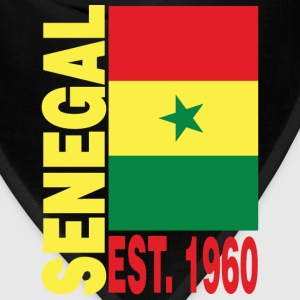 Senegal Independence Day T-Shirt - Bandana