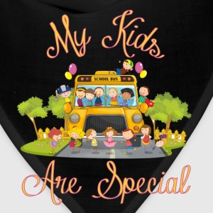 Bus Driver My kids are special - Bandana