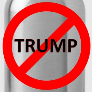 NO TRUMP T-Shirts - Water Bottle