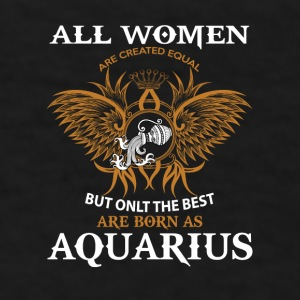 Aquarius Woman Mugs & Drinkware - Men's T-Shirt