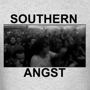 Southern Angst.png Hoodies - Men's T-Shirt