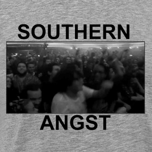 Southern Angst.png Hoodies - Men's Premium T-Shirt