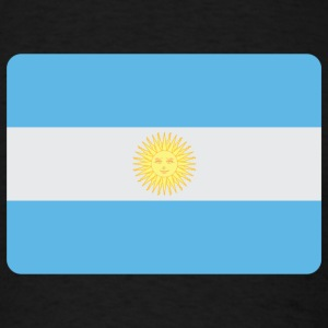 ARGENTINA FLAG Caps - Men's T-Shirt