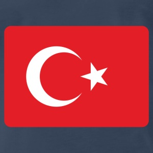 TURKEY FLAG Tanks - Men's Premium T-Shirt
