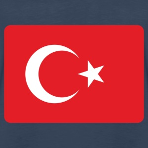 TURKEY FLAG Tanks - Men's Premium Long Sleeve T-Shirt