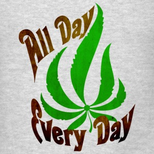 All Day Every Day Tanks - Men's T-Shirt