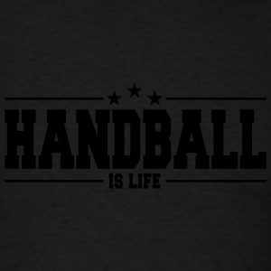 handball is life Hoodies - Men's T-Shirt