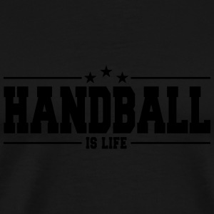 handball is life Hoodies - Men's Premium T-Shirt